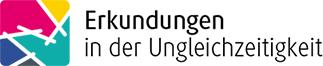 Erkundungen in der Ungleichzeitigkeit Logo